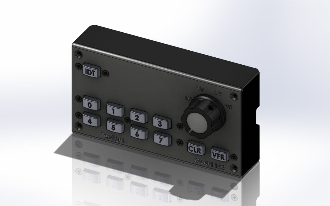 Compact Control TRANSPONDER BOX-Model 104